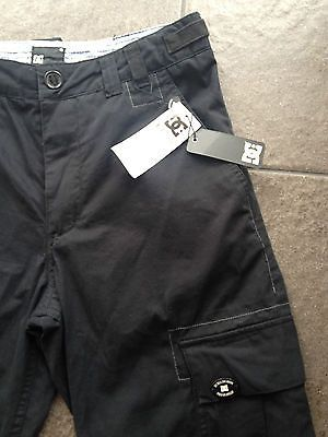 Mens DC Shoe Co Black Jeans Standard Issue Size 28 100% Cotton - RRP $130 - BNWT  Now selling - Click through to go to eBay auction!