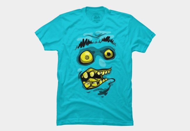 Toothy Freak Men's T-Shirt, also on hoodies, phone cases and art prints.