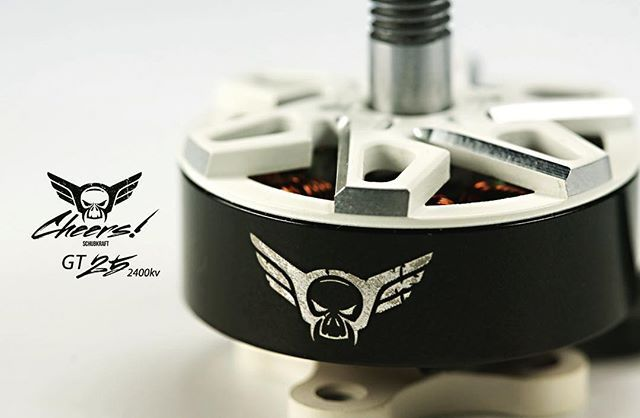 SCHUBKRAFT GT25 | 2400kv | Now available - CHEERS! Follow  Tag @schubkraft_fpv #fpv #fpvracing #quadlife #quad #racing #dronechampionsleague #quaddiction #dronesque #airvuz #multirotor #multigp #esc #drone #schubkraft #droneracing #GT25 #GT26 #GT27 #2207 #2205 #2206 #2400kv #1600kv #2550kv #blhelis  #drones #bb21 #dcl #dshot #blheli32 - www.schubkraftfpv.com