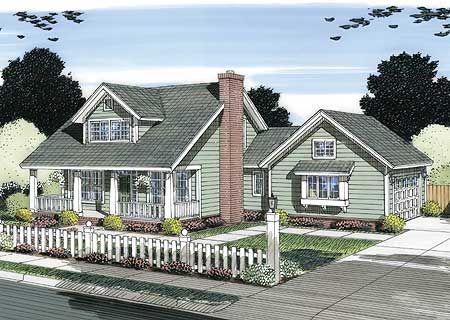 Game Loft - 42246DB | Cottage, Craftsman, 1st Floor Master Suite, CAD Available, Loft, PDF, Corner Lot | Architectural Designs