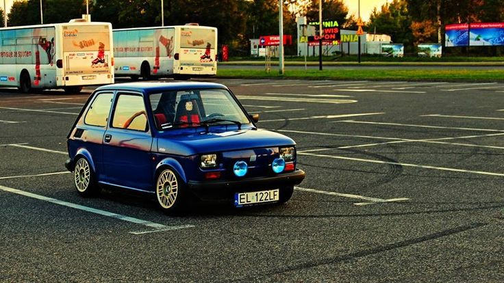 Fiat 126 Nice Rides Pinterest Fiat 126 Fiat And Cars