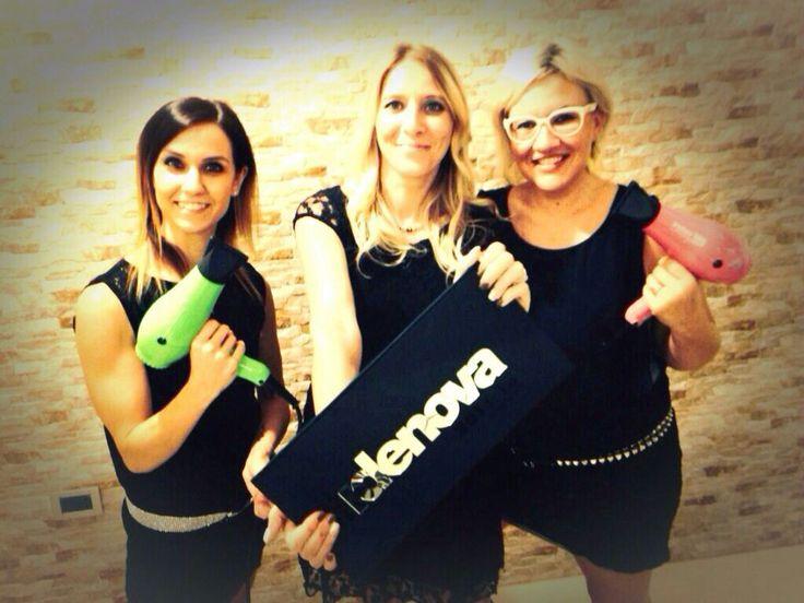 #iLOVEmyEDUCATIONidenova a San Dono di Massanzago con Salone Tamara e Vanessa