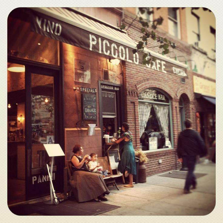 Piccolo Cafe NYC  http://piccolonyc.tumblr.com/