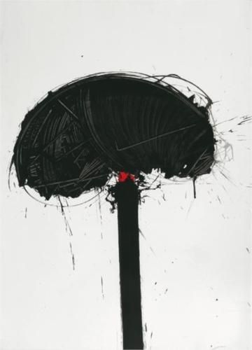 Untitled - Emilio Scanavino