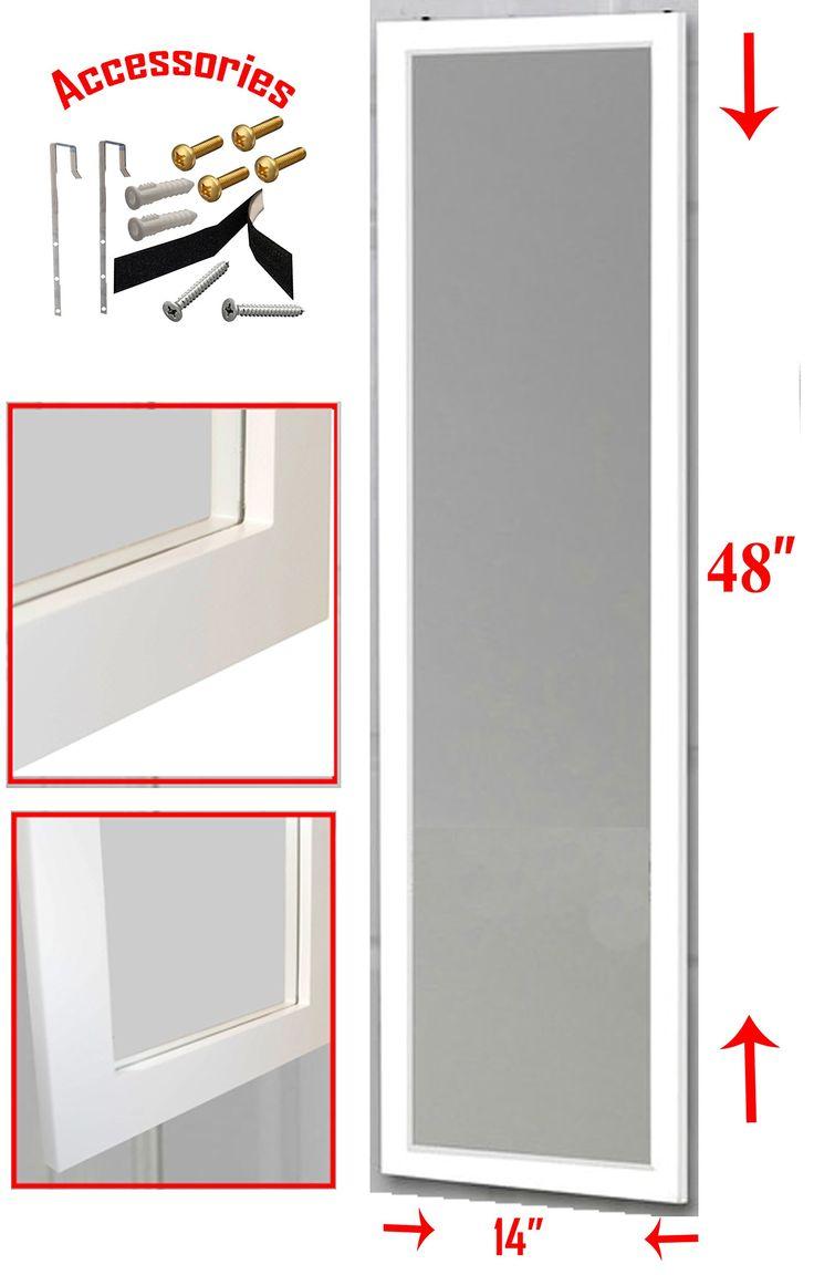 Over The Door 3 Tier Bathroom Towel Bar Rack Chrome W: Best 25+ Over The Door Mirror Ideas On Pinterest