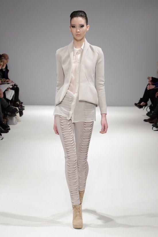 knitGrandeur: Georgia Hardinge A/W 2011-12