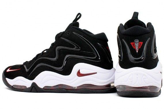 Nike Air Pippen 1 Retro - Black Varsity Red