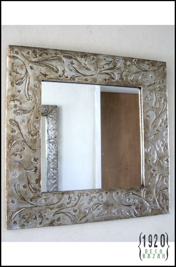 Mejores 34 im genes de espejos decorativos en pinterest - Espejos decorativos originales ...