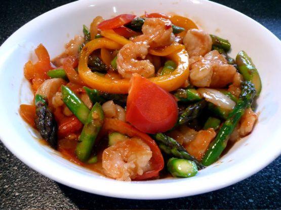 Ww Hunan Shrimp - 5 Points Recipe - Food.com: Food.com