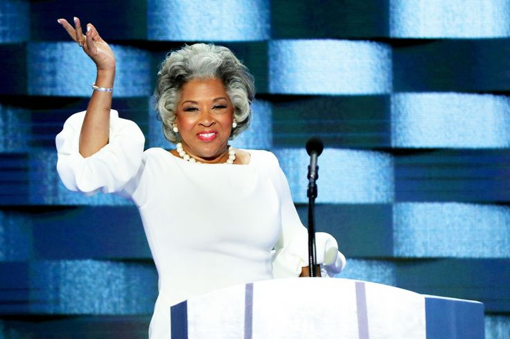 Let Us Now Praise the Immaculate Shade of Joyce Beatty - I love this!
