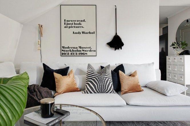 Post Decorar Solo Con Muebles Bajos Armarios Y Estanterias Bajas Decoracion En Blanco Decoracion Escandinava Living Room Designs Room Decor Home Decor