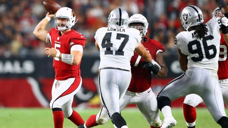 2017 NFL Preseason—What We Learned From The Arizona Cardinals-Oakland Raiders Game