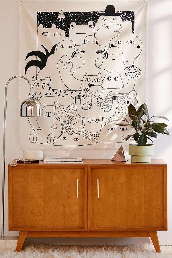 Emilia Brintnall  X UO Tapestry