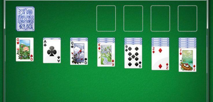 Juegos de cartas - El solitario - http://www.cultura10.com/juegos-de-cartas-el-solitario/