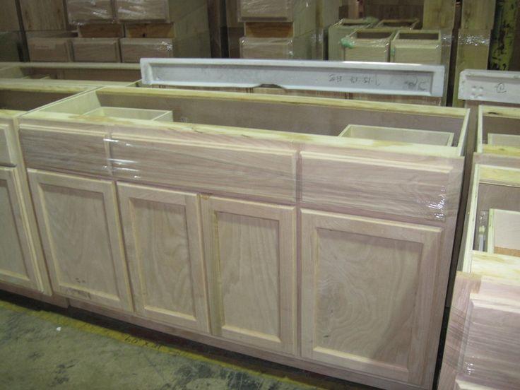 "Wholesale Kitchen Cabinets GA 72"" Inch Oak Sink Base ..."