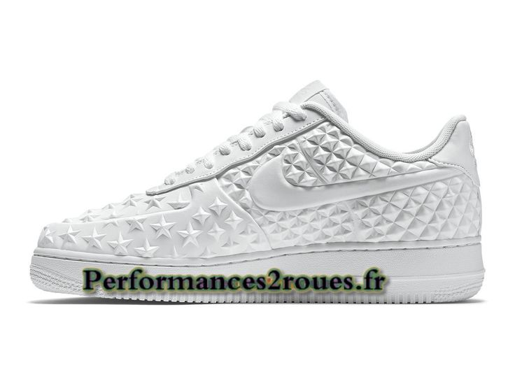 "Nike Wmns Air Force 1 LV8 VT ""Independence Day"" Low Chaussures Nike Officiel Pas Cher Pour Femme Blanc 789104-100G"