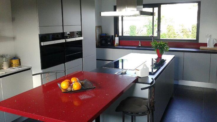 255 best cocinas con campanas pando images on pinterest On cocina de diseño toulouse