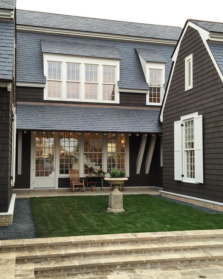 17 best ideas about dutch colonial exterior on pinterest. Black Bedroom Furniture Sets. Home Design Ideas