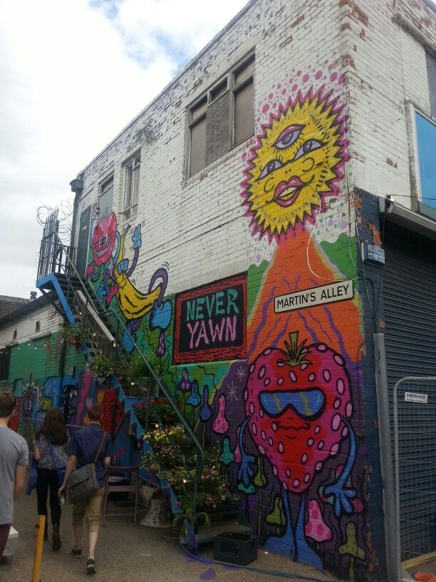 Martins alley , humber street