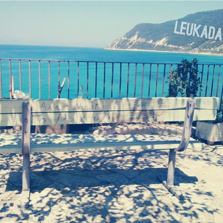 #leukada..