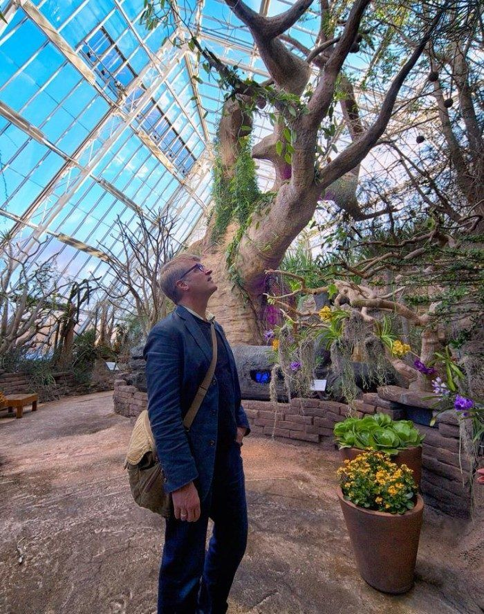 6. Cleveland Botanical Garden (Cleveland)  11 places that only you though only existed in your imagination