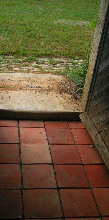 La restauration du sol de la maison de campagne avec des for Pinterest maison de campagne