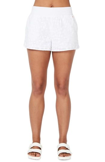 Enjoy exclusive for Sweaty Betty Broderie Beach Shorts online