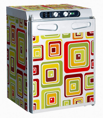 37 best images about appliance decals on pinterest - Custom kitchen appliances ...