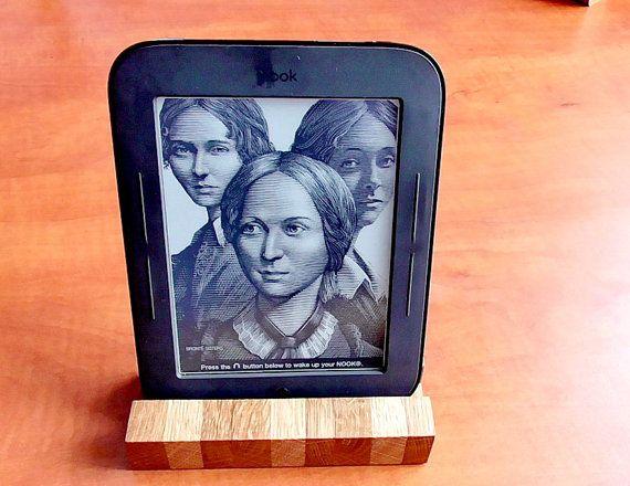 Ebook stand Harlequin book stand wood stand wood gift от 4estclub