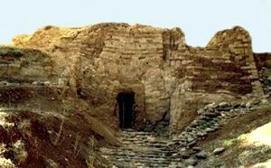 The Canaanite Gate - Mount Hermon