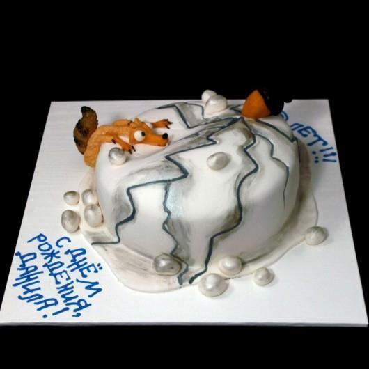 Торт Ледниковый период