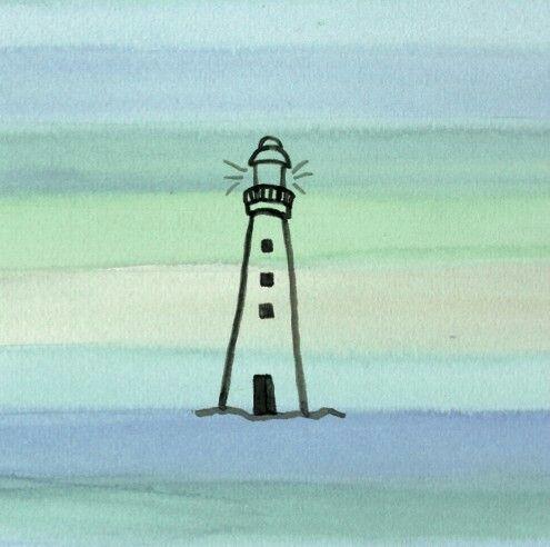 By Heidi Franklin dear-lucy.com 'Otway' Lighthouse