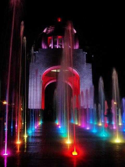 Monumento de la Revolucion Ciudad de México Enero del 2011 #mexico
