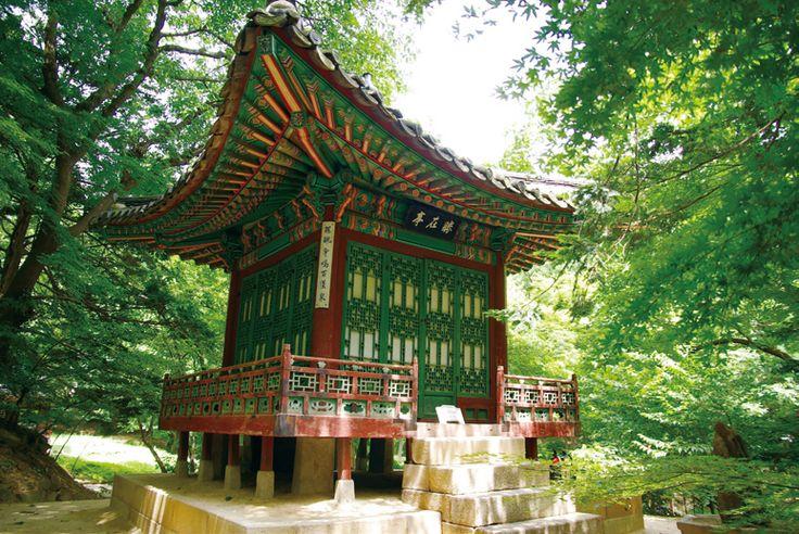 한국 최고의 정원, 〈창덕궁 후원〉에서 만나는 특별한 정자 8곳 : 네이버 포스트