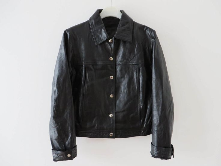 17 Best ideas about Cropped Leather Jacket on Pinterest   Burberry ...