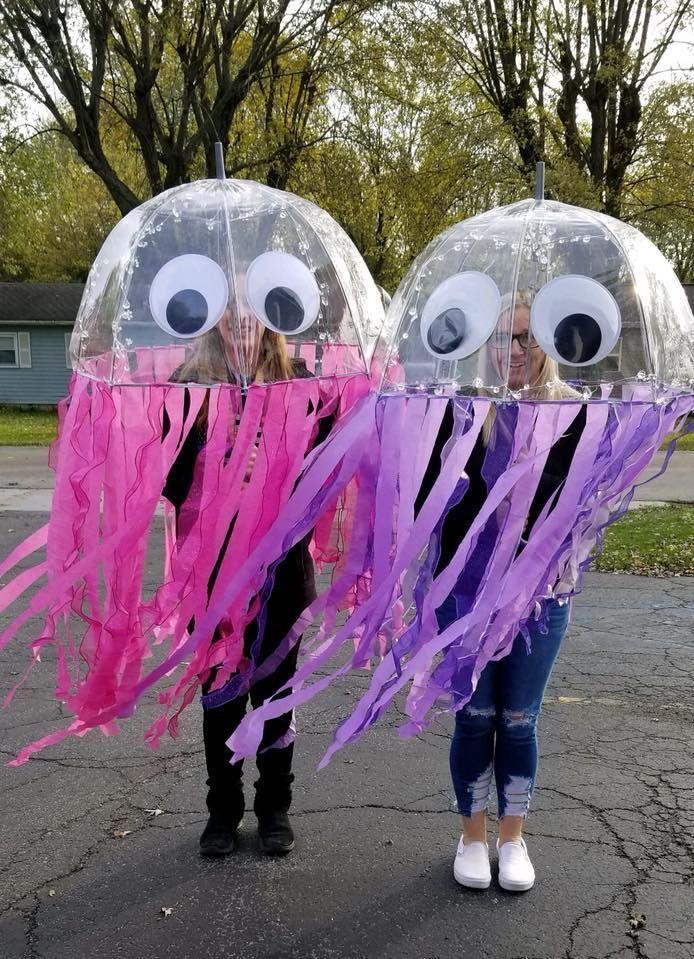 Halloween 2020 Hacked Costumes #jellyfish Aesthetic #jellyfish Anime #jellyfish Aquarell