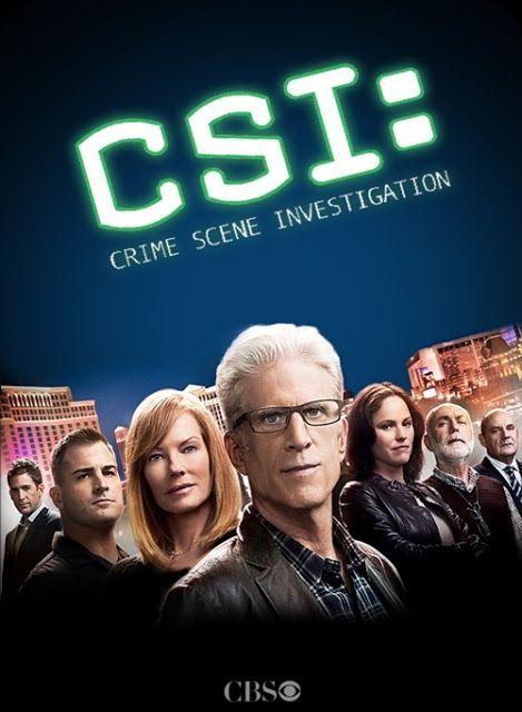 Un peu de lecture: Série vintage 📺 CSI : Las Vegas