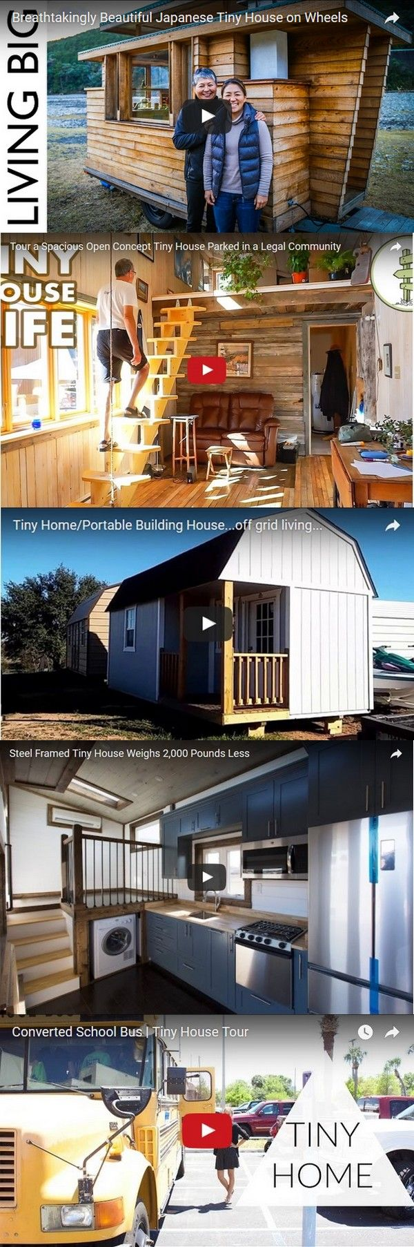 These 21 Tiny Houses would completely Thrill You