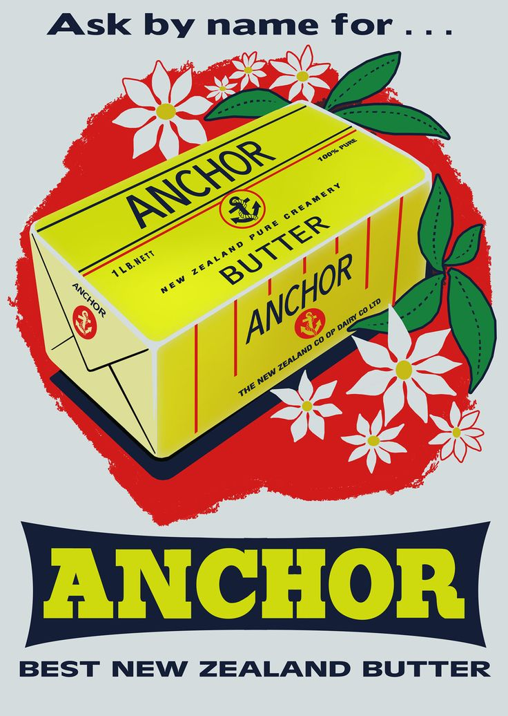 Anchor Butter
