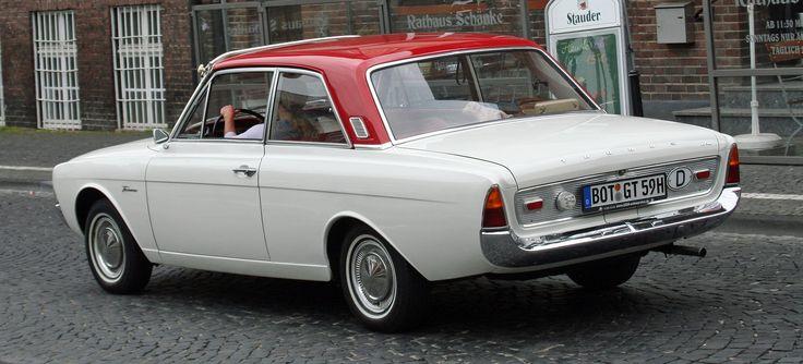 1965 Ford Taunus 17M