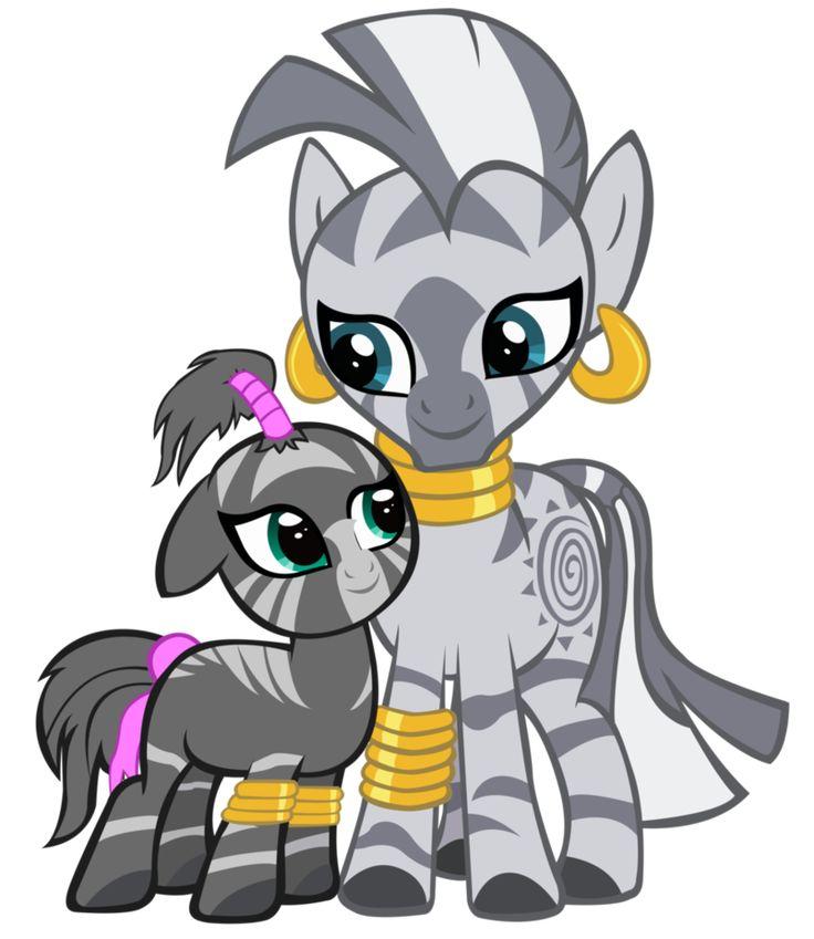 Zecora - my-little-pony-friendship-is-magic Fan Art