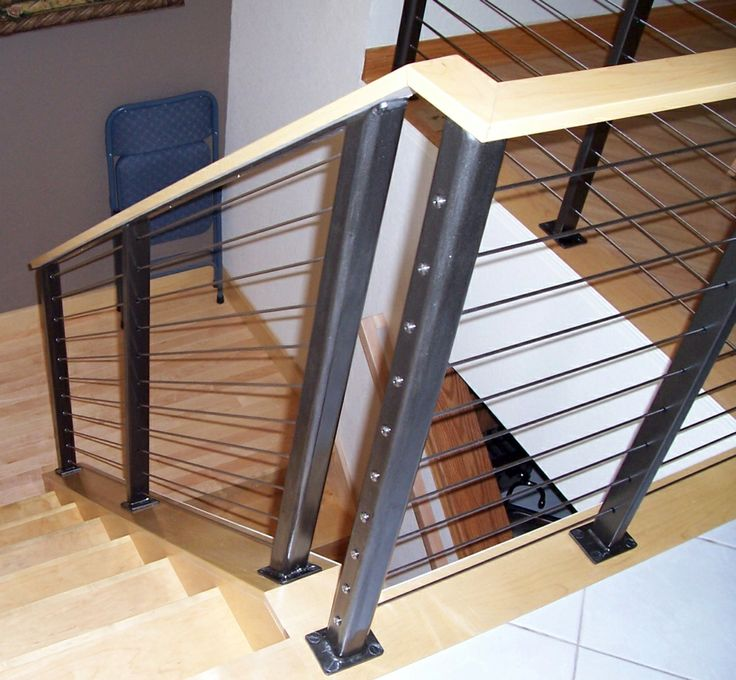 Best 17 Best Images About Stair Cable Railing On Pinterest 400 x 300