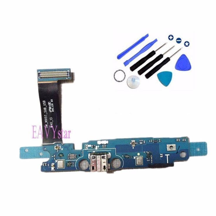 USB Dock Charger Charging Port Flex Cable For Samsung Galaxy Note Edge N915T+T #Unbranded