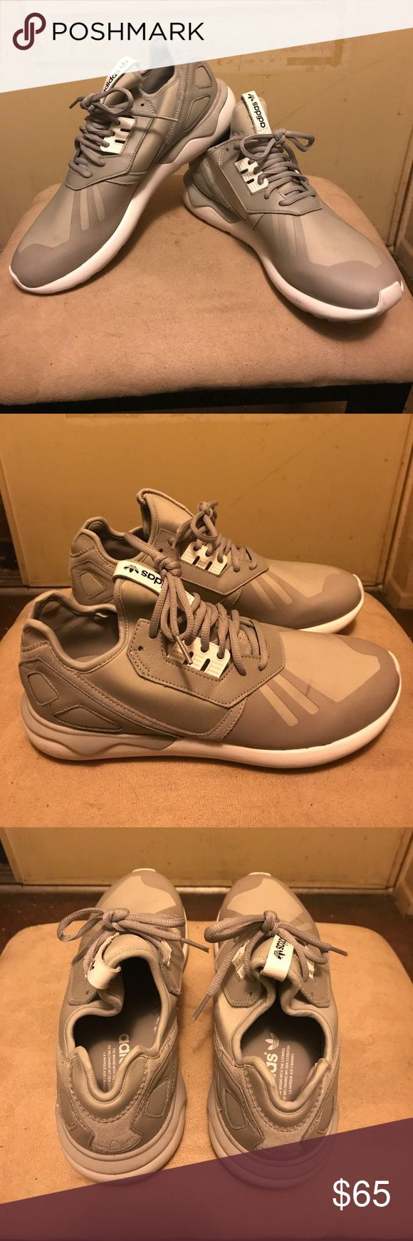 Adidas Tubular Runner Athletic Shoes 9/10 Condition / Small scuffs here and there / Very comfortable shoes / Only worn twice / Original Box not included / Offer me a good price 😄 adidas Shoes Sneakers
