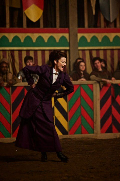 Still of Michelle Gomez in Doctor Who (2005)