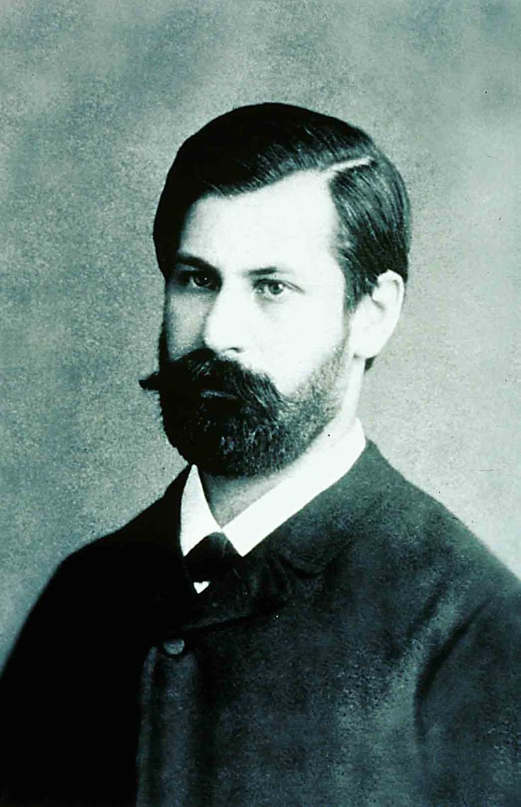 A young Dr. Sigmund Freud, (Austrian Neurologist) founded the discipline of psycho analysis. He wrote the theories about the unconscious mind. His concepts of the ego and the id are still used today in the treatment of psychological issues.