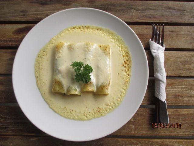 Cannelloni Al Spinaci