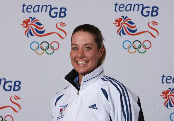 Charlotte Dujardin Photos Photos - British Olympic Equestrianism Dressage team member Charlotte Dujardin of the British Olympic Team poses for a photograph during the Team GB Kitting Out at the NEC on July 4, 2008 in Birmingham, England. - Team GB Kitting Out