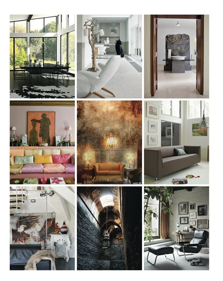 Praktische uitleg en inspiratie bij de interieurstijlen, in dit geval bij de Moderne stijl.