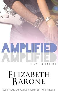 Elizabeth Barone - Serie ESX 01 - Amplified - #QuieroLeerloYa#